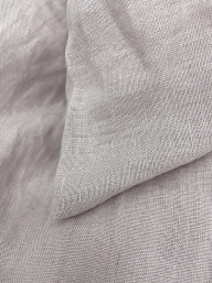 Льняное белье Orchid, washed Linen