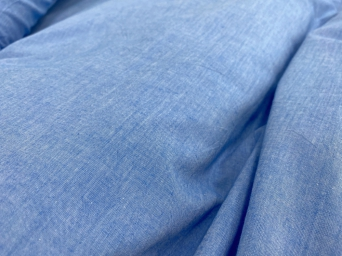 Белье Washed cotton Blue Jeans